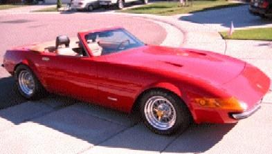 Ferrari Daytona 365 Gts 4 Replica Search